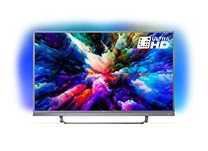 Philips 49PUS7503 tv with Ambilight and built in soundbar & Chromecast £575 @ Amazon