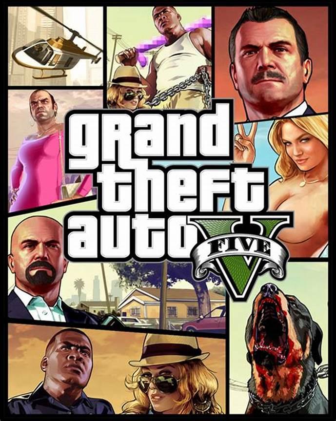 [Steam] Grand Theft Auto V - £12.49 - Steam Store