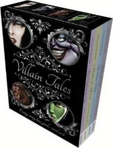 Disney Villain Tales (4 Book Box Set) £6.98 Free C&C - WH Smith