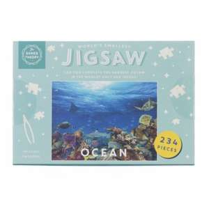 Professor Puzzle World's Smallest Jigsaw Ocean 234 Piece Jigsaw Puzzle - £2.49 @ WH Smiths (free C&C)