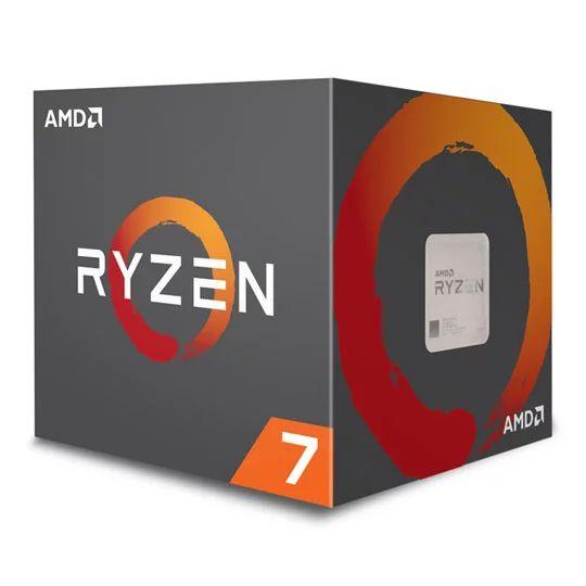 AMD Ryzen 7 1700 8 Core AM4 CPU/Processor with Wraith Spire 95W cooler - £143.94 @ Aria PC