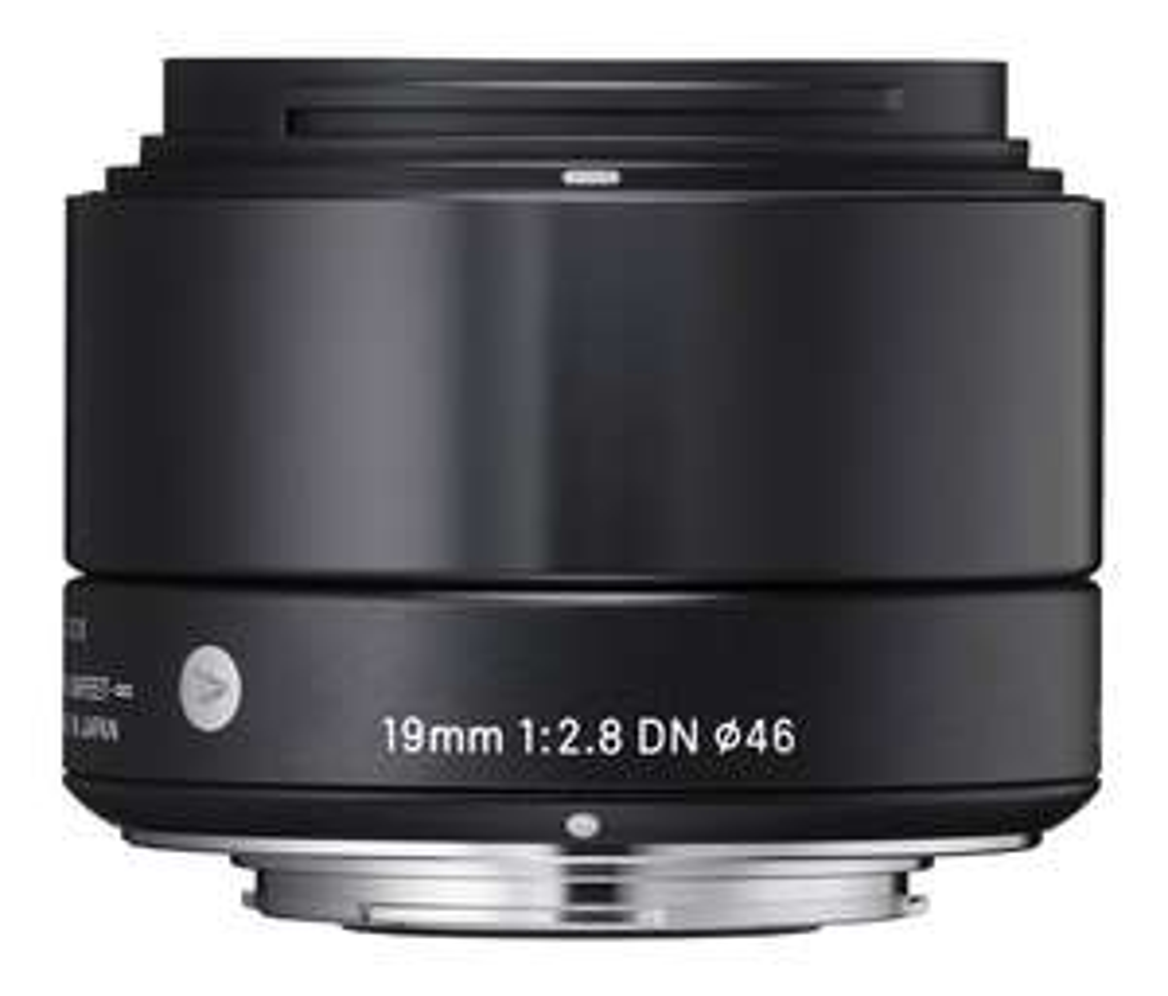 Sigma 19mm f/2.8 DN Art Lens (Black) Sony E-Mount £129 (£20 off) @ Wilkinson Cameras