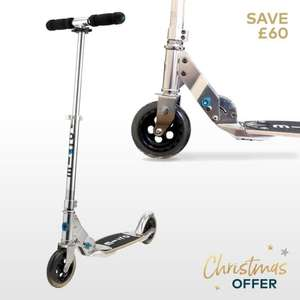 Micro Scooter Flex Classic £99.95 @ Micro-Scooters