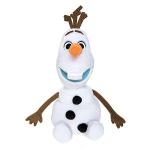 Disney Store - Large Olaf with free personalisation now £15 and £3.95 postage