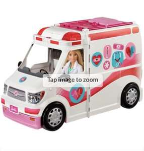 Barbie care clinic playset £32 at Debenhams with code free click and collect