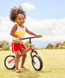 Mothercare ELC Balance Bike was £40.00 now £20.00 @ Mothercare Free C & C