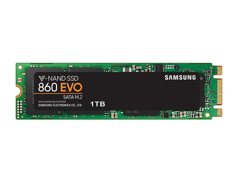 Samsung 860 Evo 1TB M.2 SSD - £99.99 @ Ebuyer