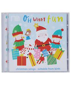 Oh What Fun Children's Christmas CD was £4.00 now £2.00 @ Mothercare Free C & C