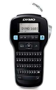 Dymo S0946320 Label Manager 160 Handheld Label Maker Qwerty Keyboard- £19 (Prime) / (non) £23.49 @ Amazon