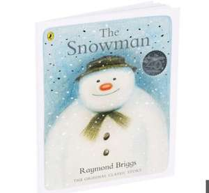 FREE Snowman book with this Christmas RadioTimes double magazine £4.90