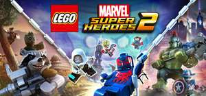 Lego Marvel Super Heroes 2 on Steam £6.24 until 14/12
