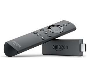 Amazon Fire TV Stick With Alexa Voice Remote £24.95 @ Argos / Argos eBay