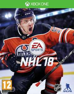NHL 18 Sony (Xbox One) for £12.99 delivered @ Argos eBay