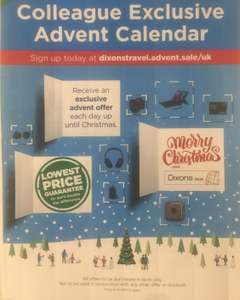 Dixons Travel Advent Calendar Sale - Day 14 Save 20% on Audio-Technica ANC 33 Black