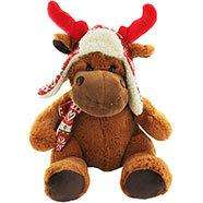 Cute Reindeer Friend Soft Toy Was £6.00 Now £4.00 @ The Works free C&C