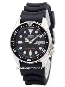 Seiko Automatic Diver 200M WR, 38mm, SKX013 Men's Watch, Hardlex, £121 With Code @ Creation Watches