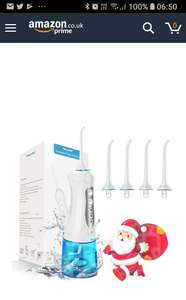 morpilot Water Flosser for Teeth £19.99 (Prime) / £24.48 (non Prime) Sold by MatrixSight and Fulfilled by Amazon