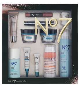 Now Live - No7 Gift Set £39 - usually £80 @ Boots
