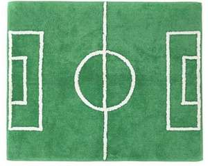 Hopscotch and football rug both £7 each @ Asda free c+c (See OP for football pitch rug)