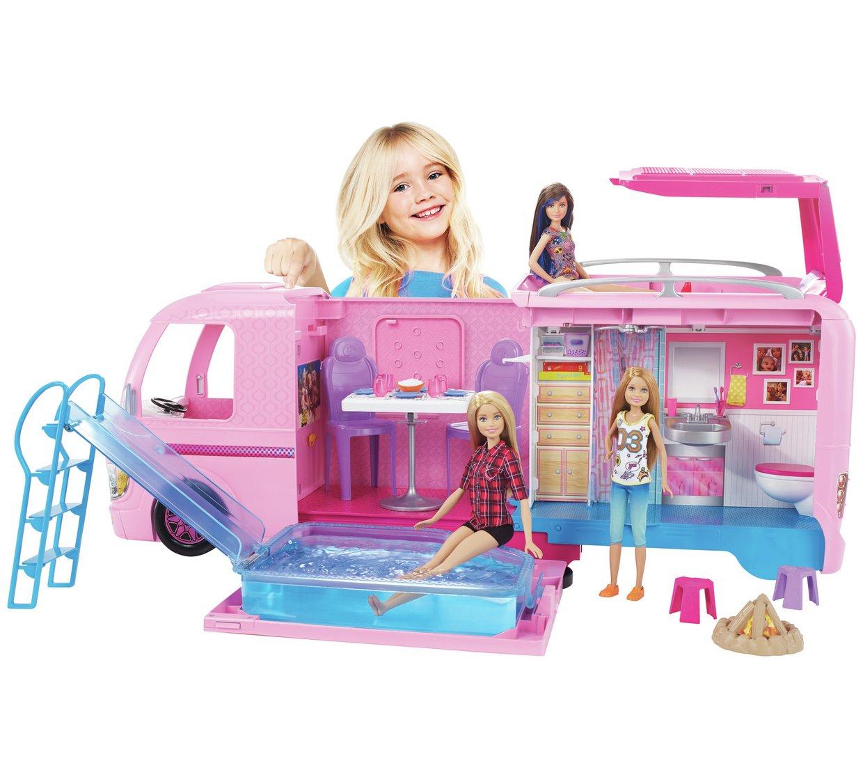 Barbie dream camper - £57.99 @ Argos