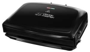 George Foreman 24330 Large 5 Portion Health Grill – Removable Plates £40 Amazon