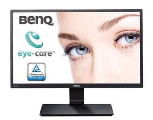 BenQ GW2270HM 22 Inch Full HD LED Eye-Care Monitor,  Low Blue Light and Flicker-Free - Black £84.97 @ Amazon
