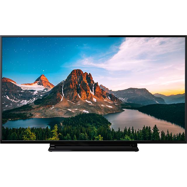 Toshiba 55 inch 4K TV with Dolby Vision, HDR10 & HLG & Onkyo Speakers 55v5863DB £399 Tesco instore