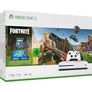 Xbox One S 1TB Fortnite Console with Eon Cosmetic Set & 2000 V-Bucks £189.99 at Amazon