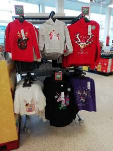 d8bcd7c2ce26 25% OFF IN TESCO ALL STORES, ON Xmas pjs, shirts, t-