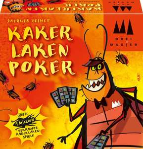 Kakerlaken Poker (Cockroach Poker) Multi-lingual edition with English Instructions £10.99 @ Amazon - Prime exclusive