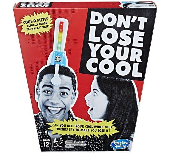 HASBRO Don't Lose Your Cool @ £5 Argos C&C