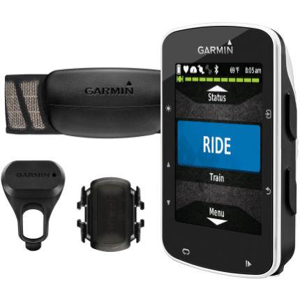 Garmin Edge 520 GPS Cycle Computer with HRM and Cadence £199.99 @ Wiggle