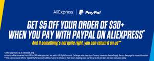4£/5$ Discount of 24£/30$ Buy on AliExpress via PayPal