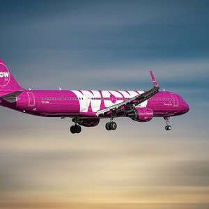 50% off flights to all WOW air destinations (The discount applies to selected flights in travel period) e.g. New York Return £219.97
