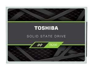 """Toshiba TR200 480GB 2.5"""" SSD at Ebuyer for £57.98"""