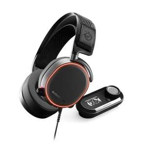 SteelSeries Arctis Pro Usb High Fidelity Gaming Headset And Gamedac Amplifier Bundle At Overclockers For £149.95