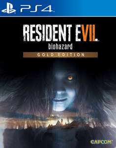 Resident Evil 7 Gold Edition PS4 £19.85 @ Shopto