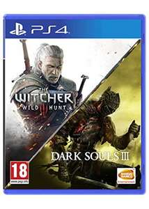 Dark Souls III & Witcher 3 BUNDLE (PS4) - £21.85 @ Base