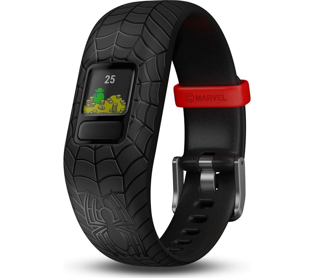 GARMIN vivofit jr 2 Kid's Activity Tracker - Black Spider-Man, £49.99 @ Currys