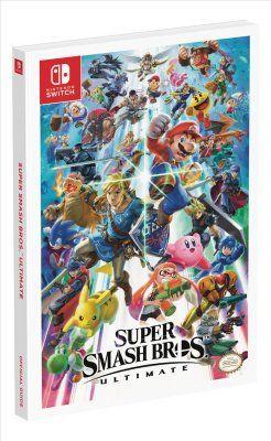 Super smash Bros prima guide - £6.76 @ Wordery
