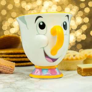 Disney Princess Beauty And The Beast Chip Mug for £4.99 @ TGAGS