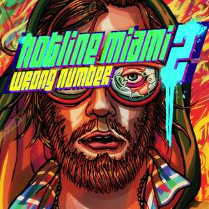 Hotline Miami 2: Wrong Number (Steam) £2.36 @ Chrono