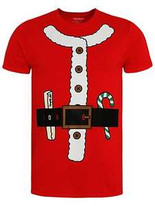 Cheap and Cheerful Festive T-Shirt - Was £6 Now £4 @ George (Free C&C)