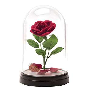 Beauty and the Beast Enchanted Rose Light @ Amazon for £12.99 Prime / £15.48 non Prime