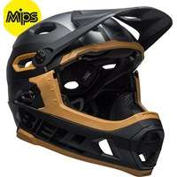 Bell Super DH Mips Full Face Helmet Black/Gum - £159.99 from Leisure Lakes Bikes