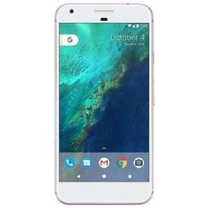 Refurbished SIM Free Google Pixel XL 5.5 Inch AMOLED 32GB 12.3MP 3G Mobile Phone - Silver - £224.99 delivered from Argos ebay