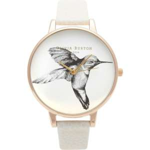 Olivia Burton Hummingbird Watch was £82 NOW £52.48 delivered with code GIFT20 @ Watch Shop