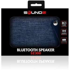 Soundz Fabric bluetooth Speaker SZ300 £9.99 @ My Memory