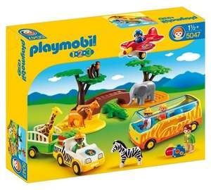 Playmobil 5047 123 Safari Set *Clearance* - £23.99 @ Argos