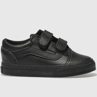 Toddler leather vans - £14.99 @ Schuh